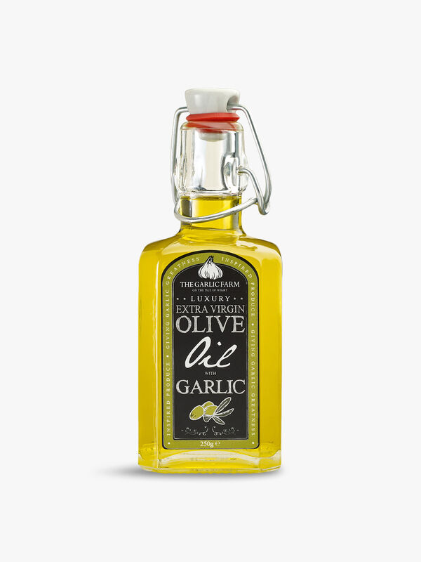 Olive Oil with Garlic 250ml