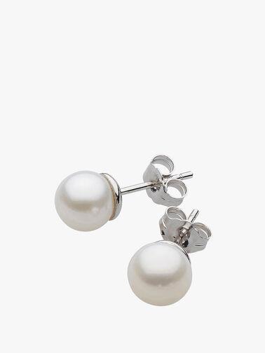 Desire Lustrous Freshwater Pearl Studs