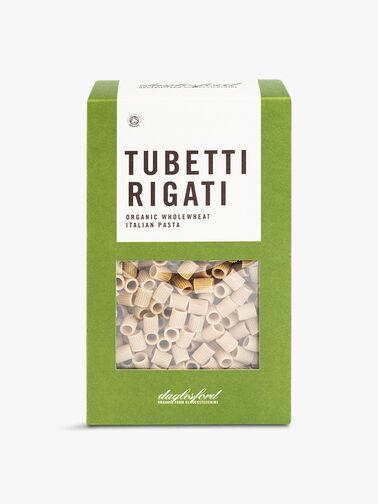 Organic Tubetti Regati 500g