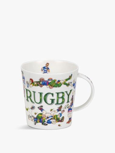 Cairngorm Sporting Antics Rugby Mug