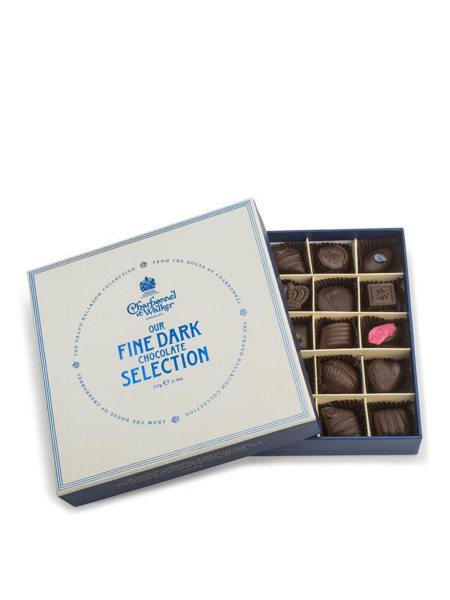 Dark Chocolate selection