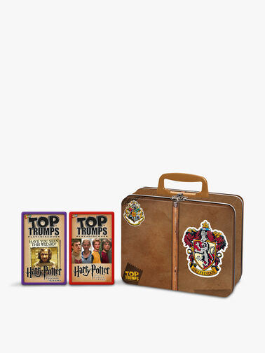 Harry Potter Gryffindor Top Trumps Collectors Tin