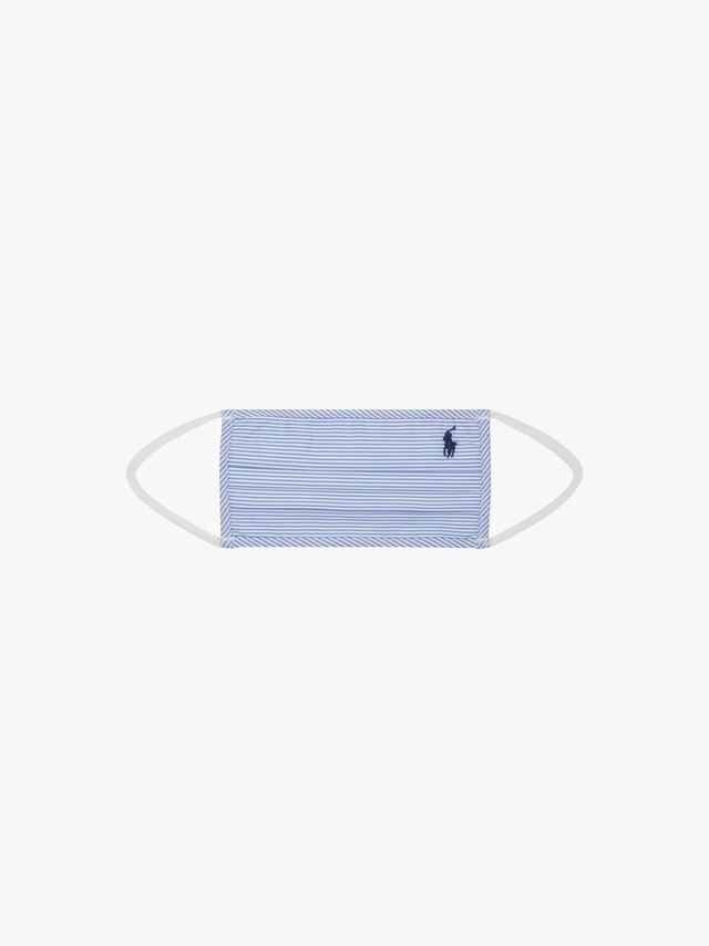Oxford Cloth Mask Stripe