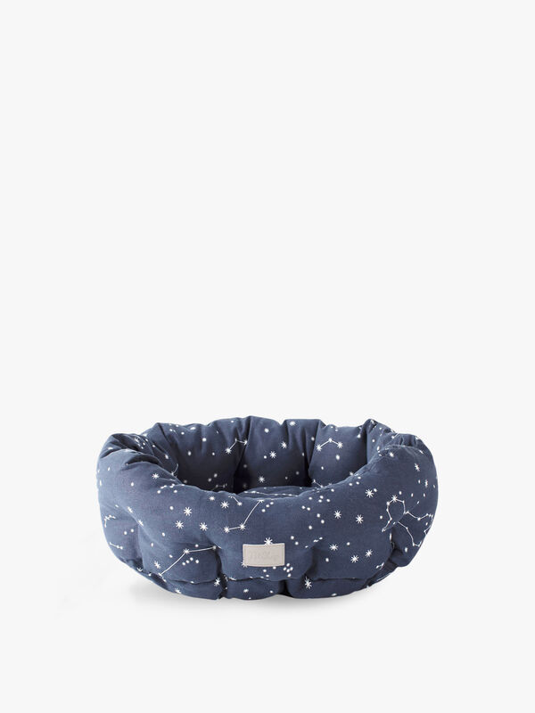 Celestial Small Round Cuddler