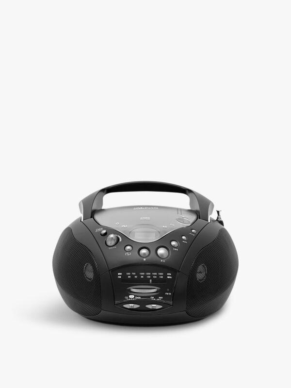 Swallow Boombox CD9959BK