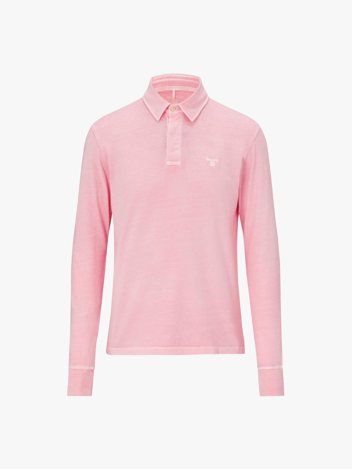2d6a9625d33 GANT Sunbleached Rugger Polo Shirt   Polo Shirt   Fenwick