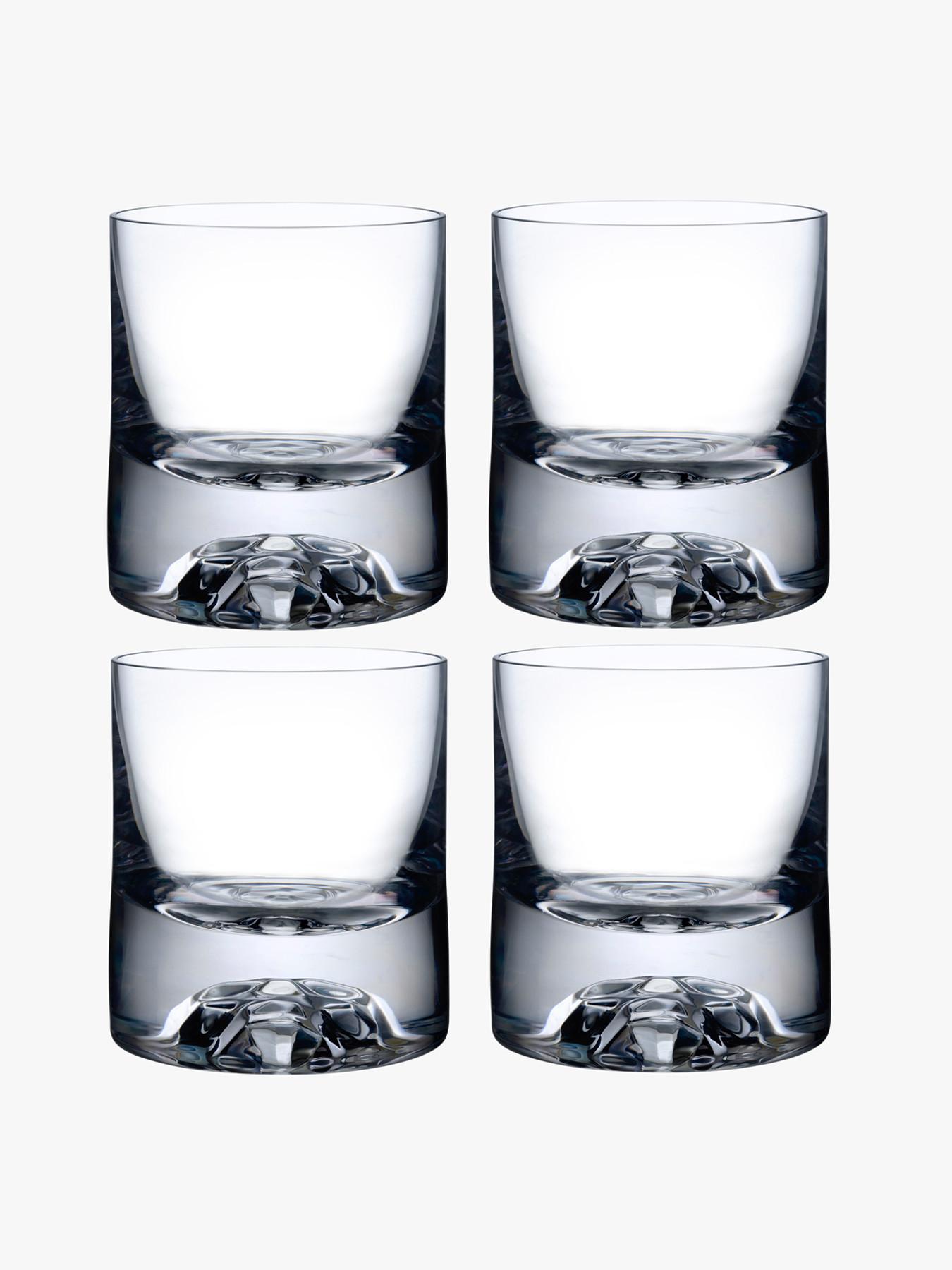 na sprzedaż online całkiem miło różne wzornictwo Shade Whisky Glass Set of 4