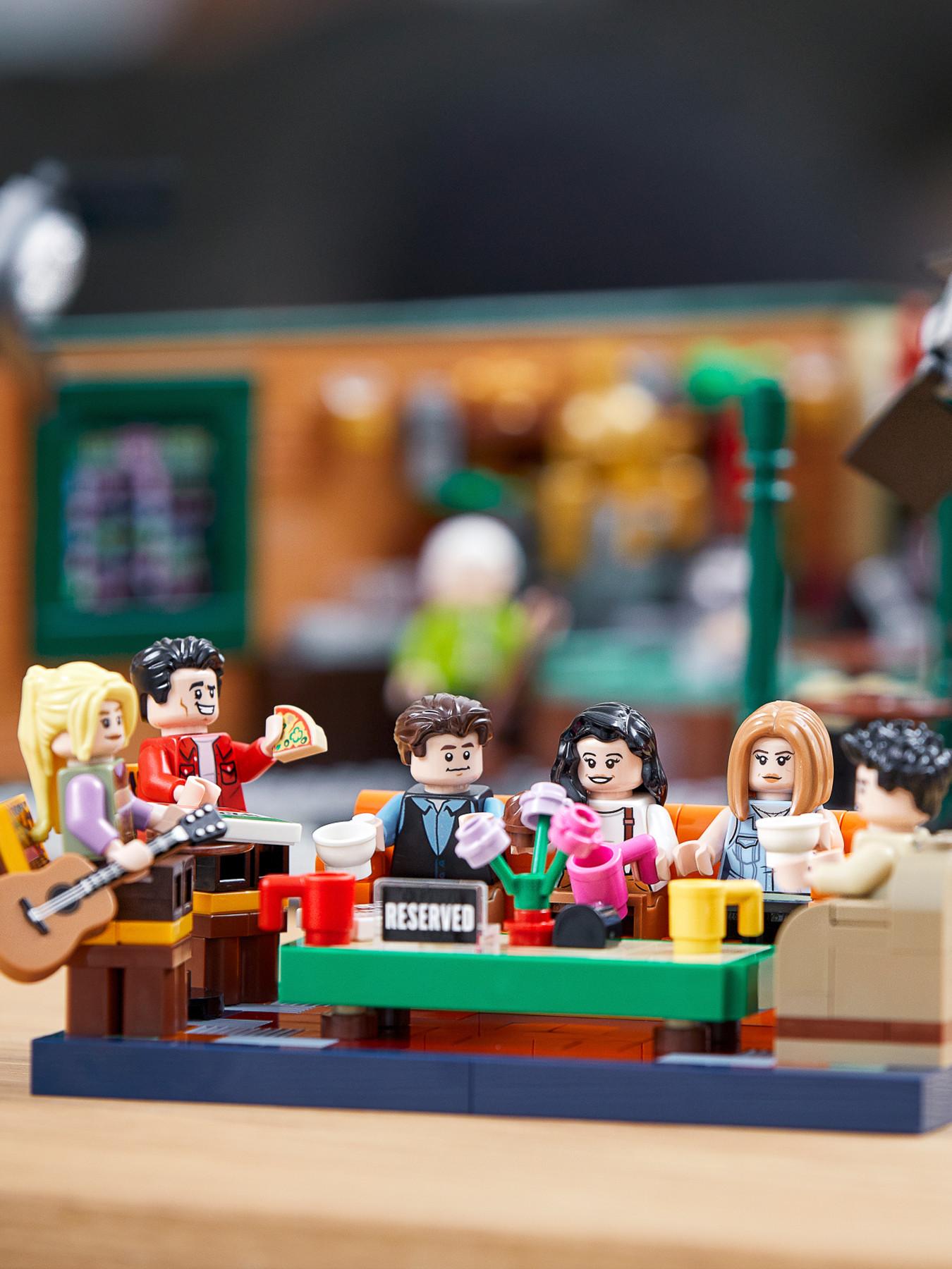 LEGO Friends Central Perk   Lego & Construction Toys   Fenwick